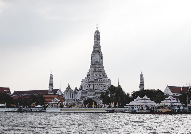 Wat Arun Bangkok Thailand MyCosmoSoul